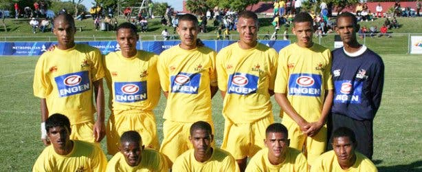 Santos soccer team