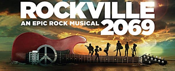 Rockville 2069 Rock Musical Artscape Theatre
