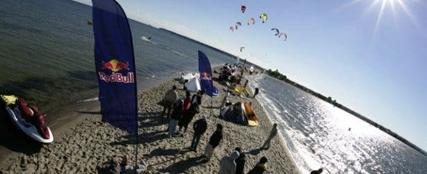 Red Bull King of the Air Beach