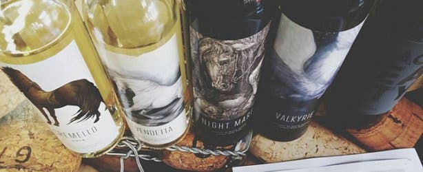 Sunday Wine Affair at The Old Biscuit Mill