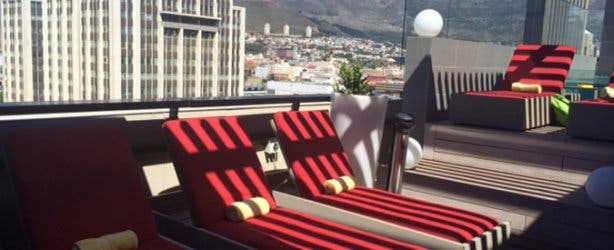 Harald's Bar Park Inn Cape Town Loungers