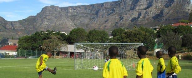 Voetbal in Afrika
