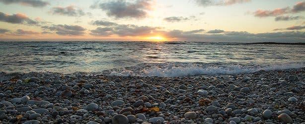 Sunrise at Agulhas National Park