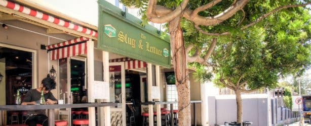 Slug & Lettuce Kloof Street Bar and Restaurant in Cape Town