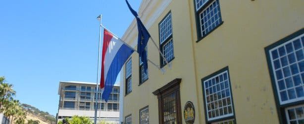 David De Waal Dutch Embassy Cape Town