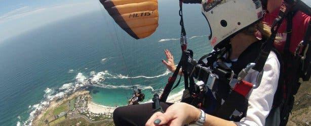 Para Taxi Tandem Paragliding Camps Bay