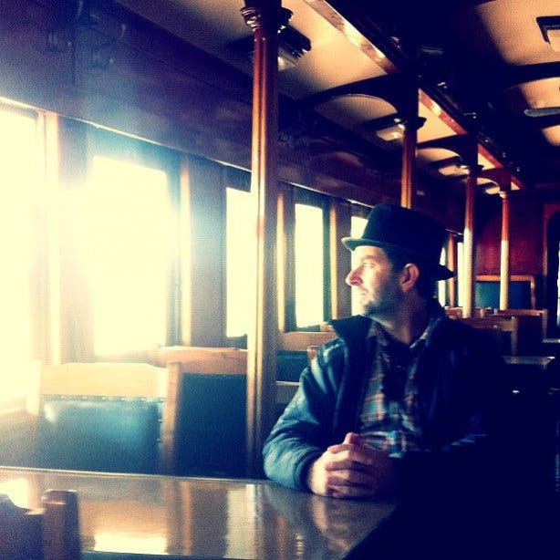 Forgotten Route Train Ride Karoo