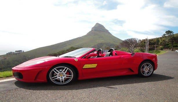 Ferrari F430 Spider 5
