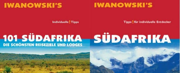 Iwanoswki's travel guide South Africa German