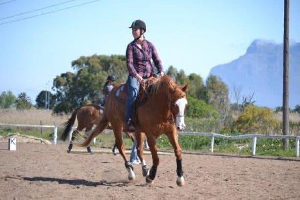 horse assisted coach Julia Stern