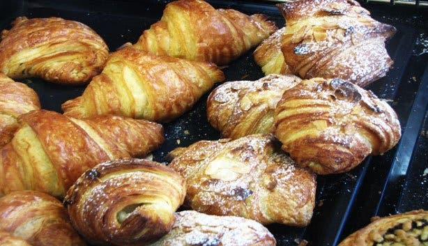 Marcelinos Breakfast Croissaints
