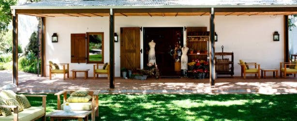 La Motte Winery's Farm Shop in Franschhoek