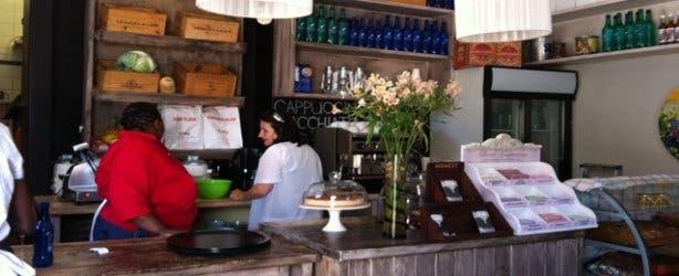 Village Cafe Kaapstad