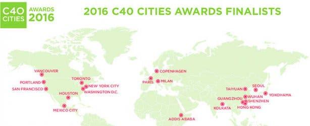 C40 Cities Awards 2016