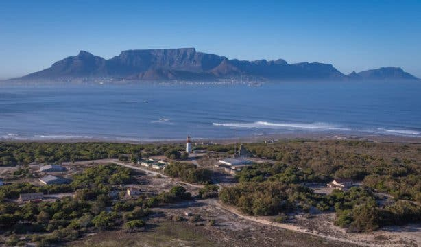 Cape Town Helicopters Robben Island 3