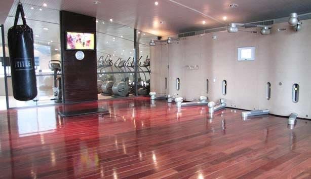 Cape Town gym