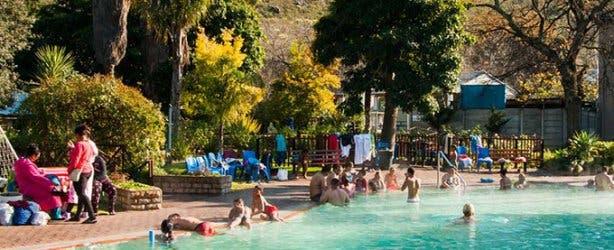 Goudini Spa Baths