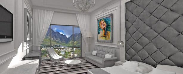 The Marly Hotel in Camps Bay