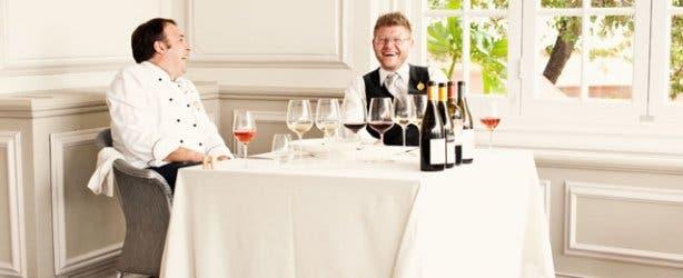 Mount Nelson food&wine pairing5