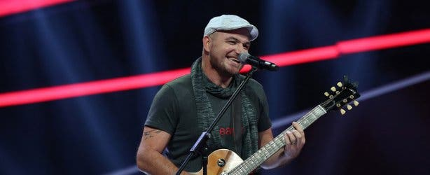 Jeremy Olivier at The Voice