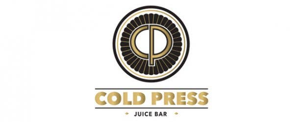 Cold Press Juice Bar Logo