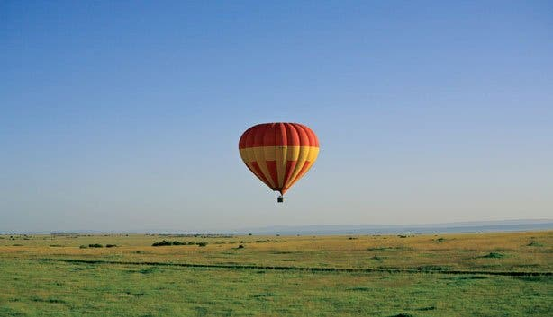 Madiba hot air balloon