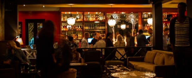 Jade Champagne Bar in Green Point