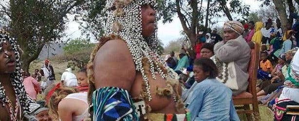 Traditional Township Healer
