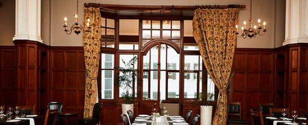 Cape Town Club Dining Room 2