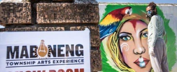 Maboneng Township Art Experience 2