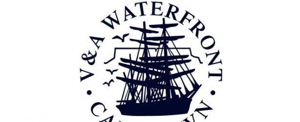 v&a waterfront logo
