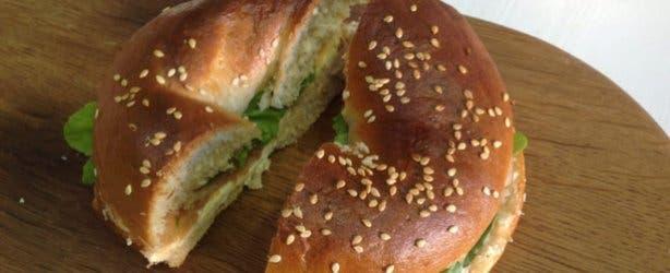 Bob's Bagel Cafe Bagel