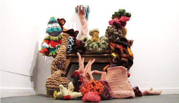Coral Crochet 3