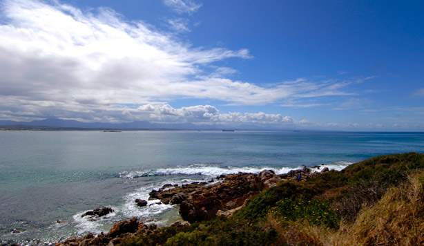 mossel bay coast sea