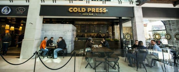 Cold Press Juice Bar