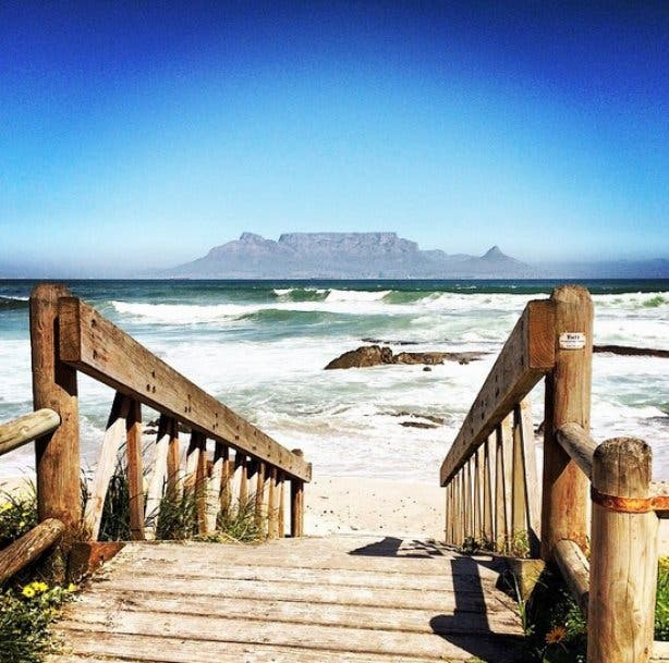 blouberg beach cape town