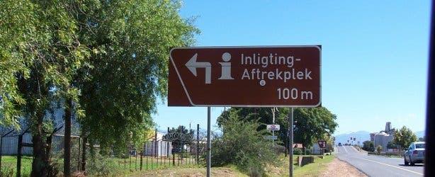 afrikaanse taal
