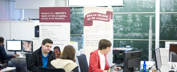 MIH Electronic Media Lab University Stellenbosch 2