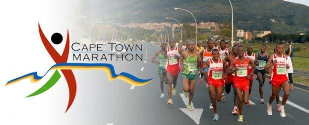 Cape Town Marathon Rondebosch