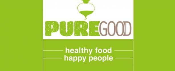 Pure Good Restaurant Logo