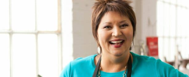 Jenny Morris Chef at Yumcious Restaurant in Cape Town