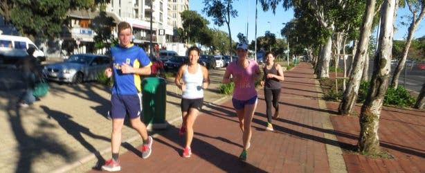 Run Cape Town tours