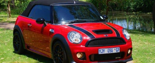 Mini Cooper Care Hire Cape Town
