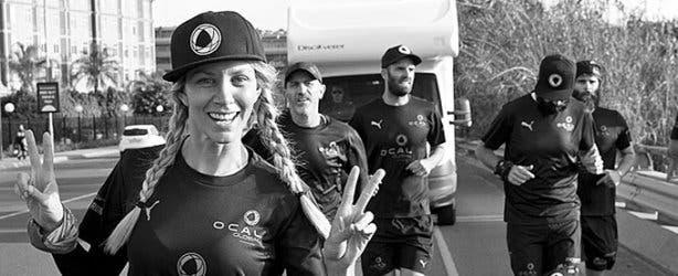 Nicolene Mostert Running