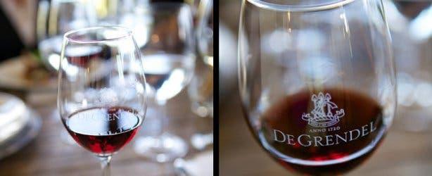 De Grendel Wine Farm Wine