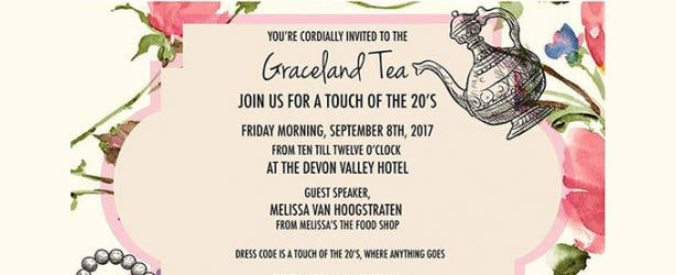 Graceland High Tea - 1