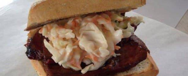 PitMasters Smoked Meat Food Truck Panini