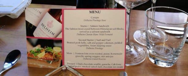 wine route dining delheim 1