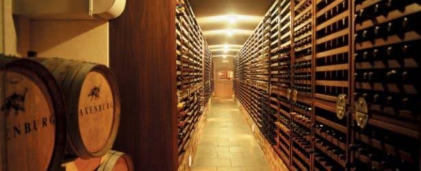 Bascule cellar