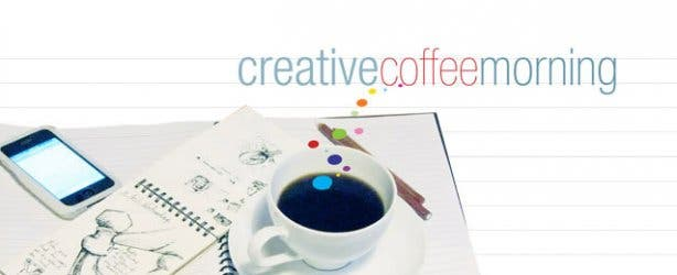 Creative coffee morning